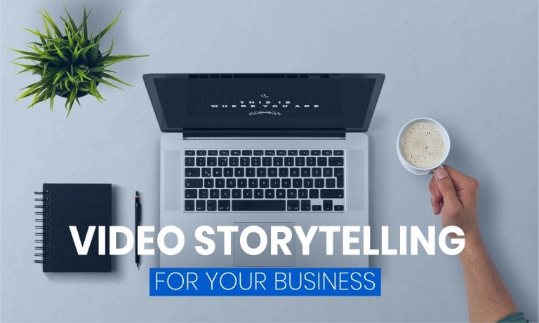How to Use Video Storytelling to Increase Business Sales
