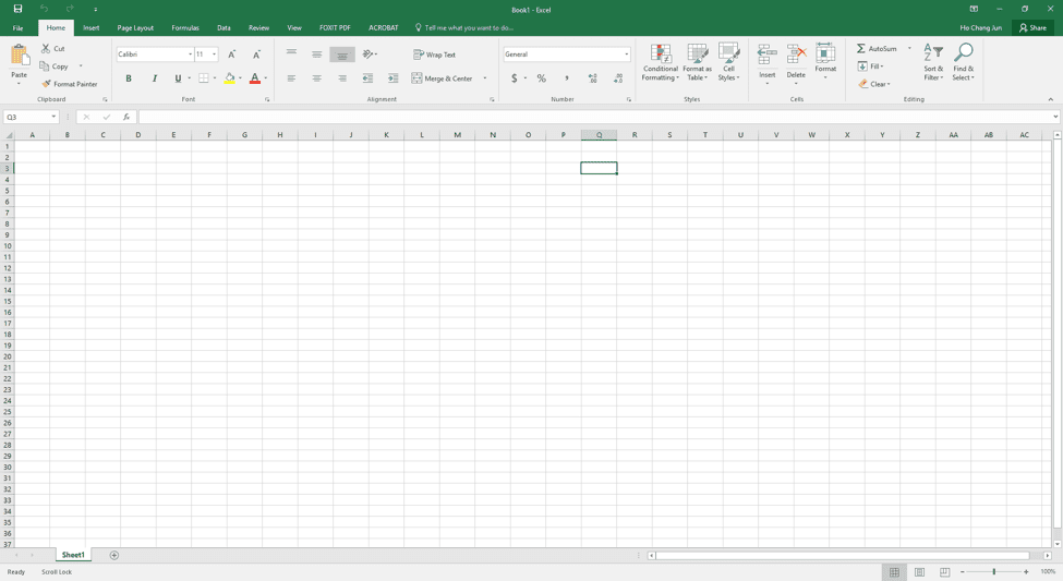 excel screen example