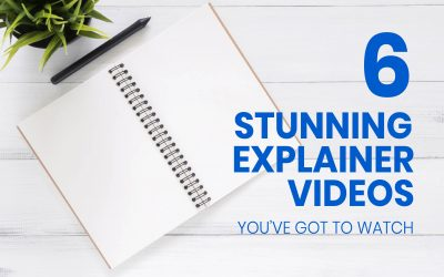 6 Stunning Explainer Videos You Can't Miss