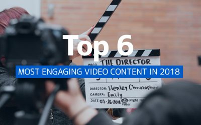 Top 6 Most Engaging Types of Video Content