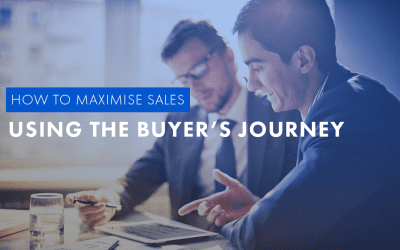 How to Maximize Sales with The Buyer's Journey