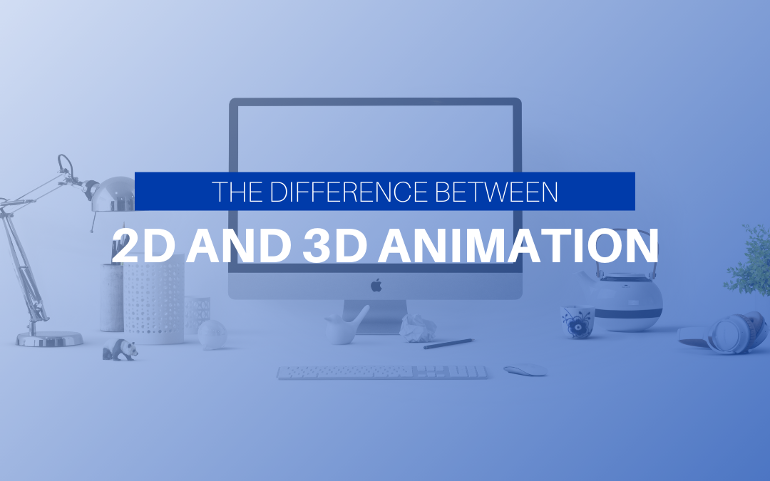 What is the Difference Between 2D and 3D Animation? (With Examples)