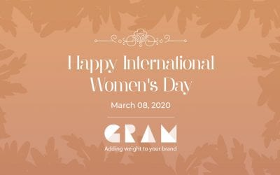 Gram Celebrates International Women's Day!