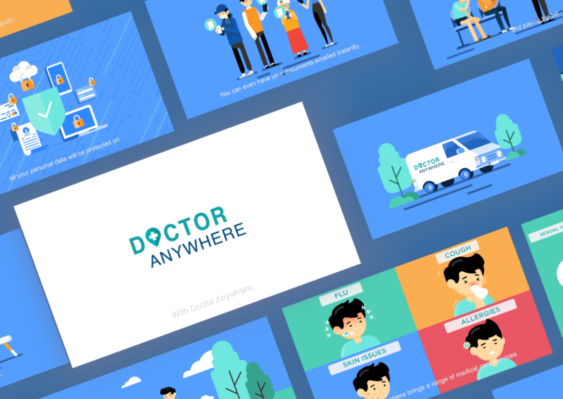 Doctor Anywhere Explainer Video