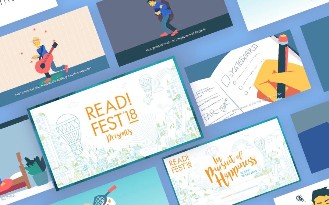 NLB Read!Fest 2018 Teaser Video