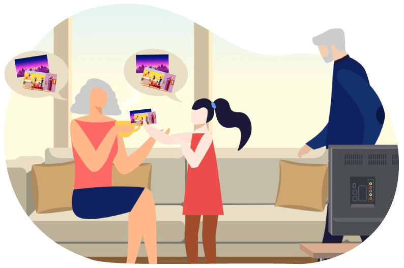 social media videos gram videos epson
