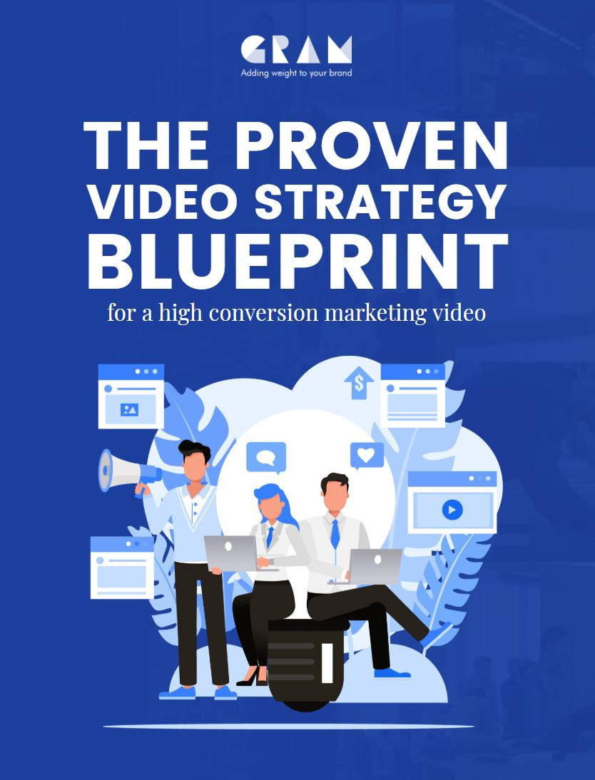 Proven Video Strategy Blueprint Cover